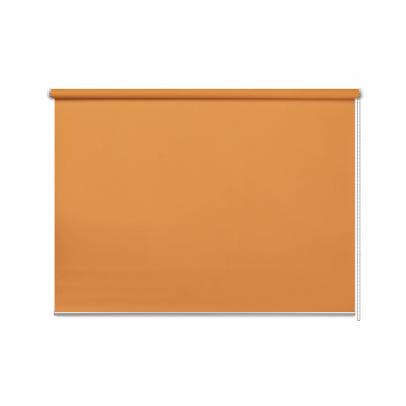 Рулонная штора «Тэфи», оранжевый тэфи 11