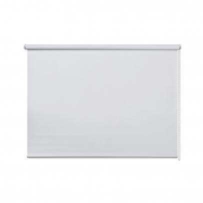 Рулонная штора «Натали», блекаут, белый натали 6541
