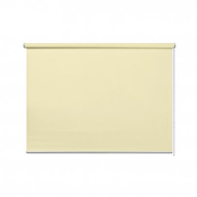 Рулонная штора «Натали», блекаут, молочный натали 02