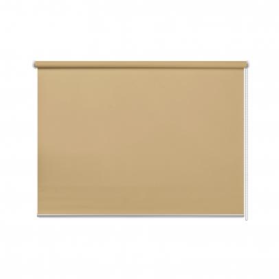Рулонная штора «Натали», блекаут, светло-коричневый натали 09