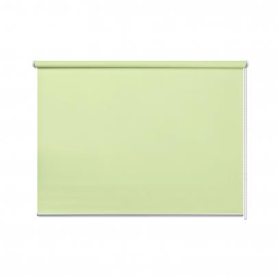 Рулонная штора «Натали», блекаут, салатовый натали 27