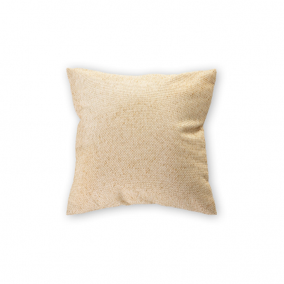 Декоративная подушка «Derby» 40х40, светлый бежевый меланж