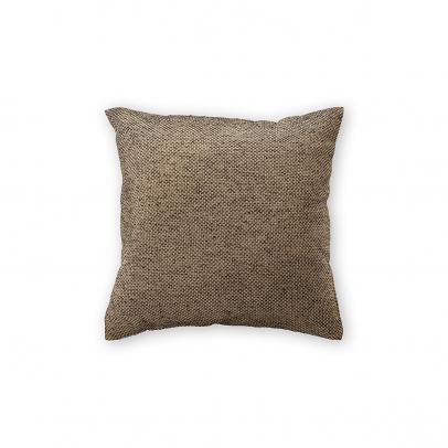 Декоративная подушка «Derby» 40х40, коричневый меланж