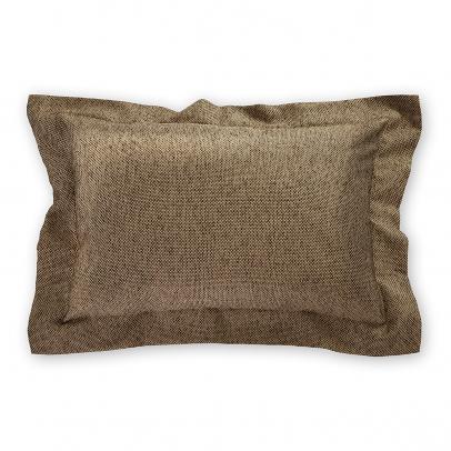 Декоративная подушка «Derby» 50х70, коричневый меланж