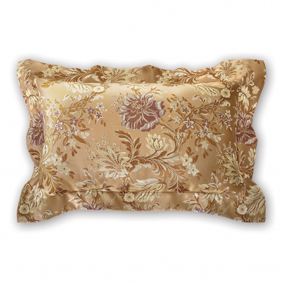Декоративная подушка «Palazzo» 50х70, золотистый бежевый