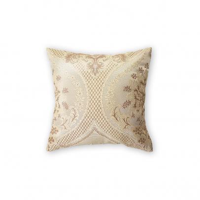 Декоративная подушка «Vantaggio» 40х40, светлый бежевый