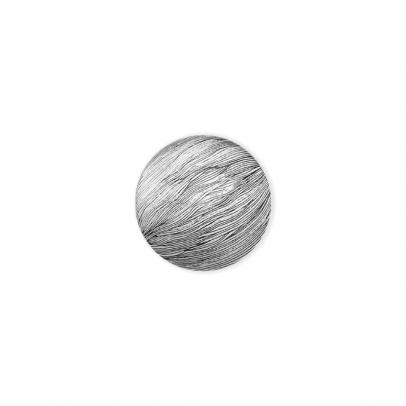 Магнит-подхват, серебро 3ф