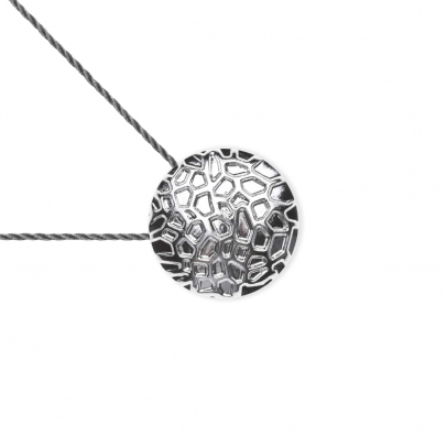 Магнит-подхват, серебро 1