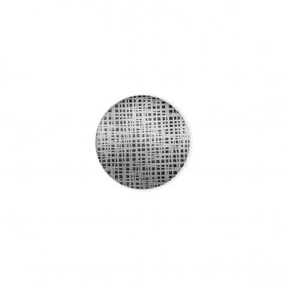 Магнит-подхват, серебро 3ш
