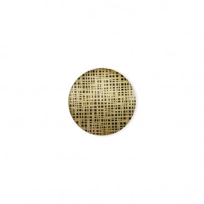 Магнит-подхват, золото 4ш